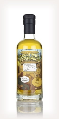 Tomintoul - Batch 1 (That Boutique-y Whisky Company)