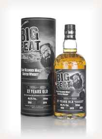 Big Peat 27yo Black