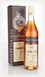 Aberlour 22 Year Old 1992 (cask 11) - The Maltman