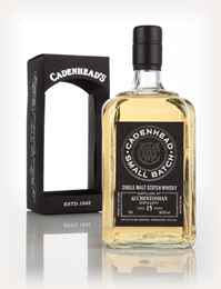 Auchentoshan 15 Year Old 1999 - Small Batch (WM Cadenhead) 56.9% 3cl Sample