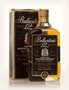Ballantine's 12 Year Old - 1980s