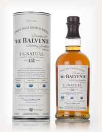 Balvenie Signature 12 Year Old Batch 003