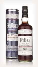 BenRiach 33 Year Old 1977 (Pedro Ximénez Sherry Cask Finish)