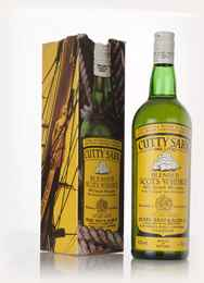Berry Bros. & Rudd Cutty Sark Blended Scotch Whisky - 1970s 100cl