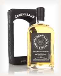Bruichladdich 20 Year Old 1993 - Small Batch (WM Cadenhead)