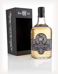 Bunnahabhain 10 Year Old 2005 - Small Batch (WM Cadenhead) 3cl Sample