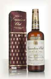 Canadian Club 6 Year Old Whisky - 1983 (with Presentation Box)