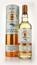 Caol Ila 11 Year Old 1999 (Signatory)