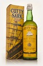 Cutty Sark Blended Scotch Whisky - 1960s