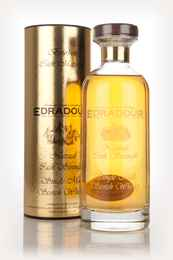 Edradour 12 Year Old 2003 (10th Release) Bourbon Cask Matured Natural Cask Strength - Ibisco Decanter