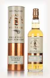 Glenburgie 21 Year Old 1995 (casks 6495 & 6496) - Signatory