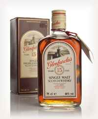 Glenfarclas 15 Year Old (Very Old Bottle)