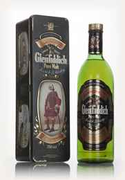 "Glenfiddich ""Clan Stewart"" - Clans of the Highlands - 1980s"