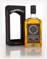 Glentauchers 25 Year Old 1989 - Small Batch (WM Cadenhead) 3cl Sample