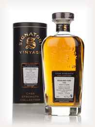 Highland Park 23 Year Old 1990 (cask 570) - Cask Strength Collection (Signatory) 3cl Sample