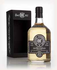 Invergordon 21 Year Old 1991 - Small Batch (WM Cadenhead) 3cl Sample