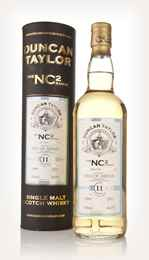 Isle of Arran 11 Year Old 1999 - NC2 (Duncan Taylor)