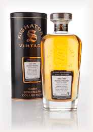 Jura 26 Year Old 1989 (casks 30734 & 30735) - Cask Strength Collection (Signatory) 3cl Sample