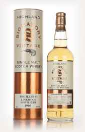 Linkwood 21 Year Old 1995 (casks 5940 & 5941) (Signatory)