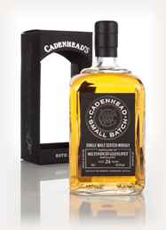 Miltonduff 24 Year Old 1990 - Small Batch (WM Cadenhead)