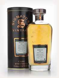 Mortlach 21 Year Old 1991 (cask 12/943) - Cask Strength Collection (Signatory)