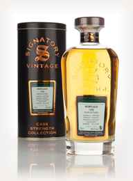 Mortlach 24 Year Old 1990 (cask 6079) - Cask Strength Collection (Signatory) 3cl Sample