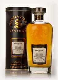 North British 20 Year Old 1991 - Cask Strength Collection (Signatory)