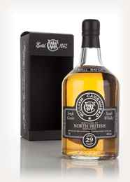 North British 29 Year Old 1985 - Small Batch (WM Cadenhead) 3cl Sample