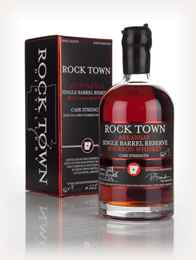 Rock Town Arkansas Single Barrel Reserve Bourbon Whiskey (cask 228)