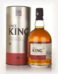 Spice King 12 Year Old (Wemyss Malts) 3cl Sample