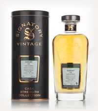 Glenlivet 34 Year Old 1981 (cask 9654) - Cask Strength Collection (Signatory)