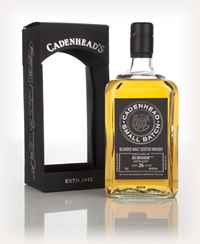 Burnside 26 Year Old 1989 - Small Batch (WM Cadenhead) 3cl Sample