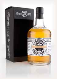 Light Creamy Vanilla 26 Year Old Cadenhead Creations
