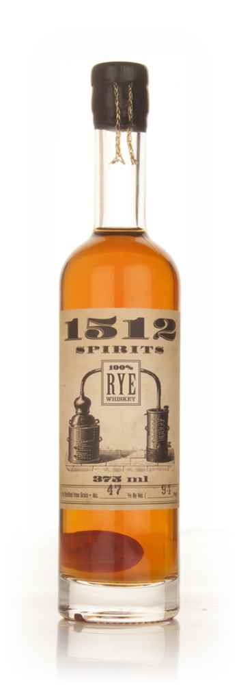 1512 Spirits Aged Rye Whiskey (37.5cl)