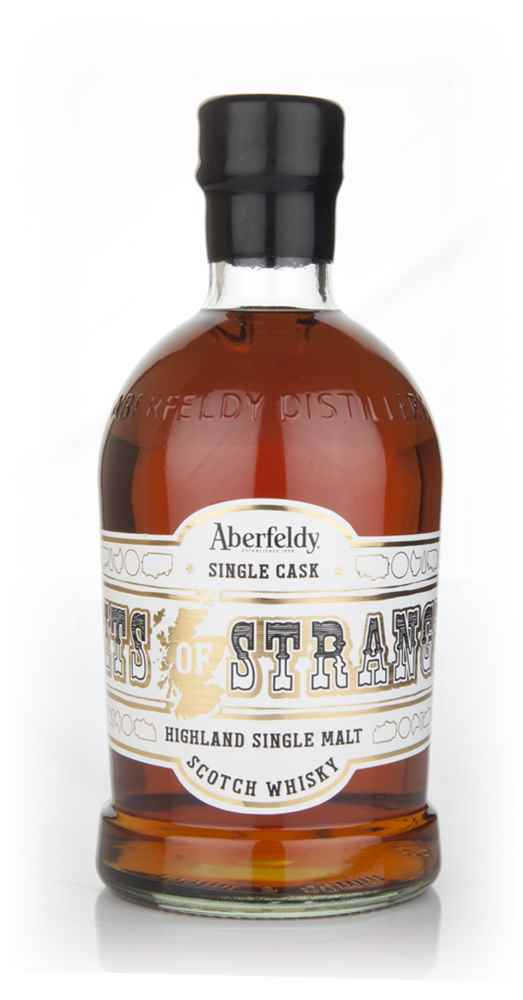 Aberfeldy 16 Year Old - Bits of Strange Malt Whisky
