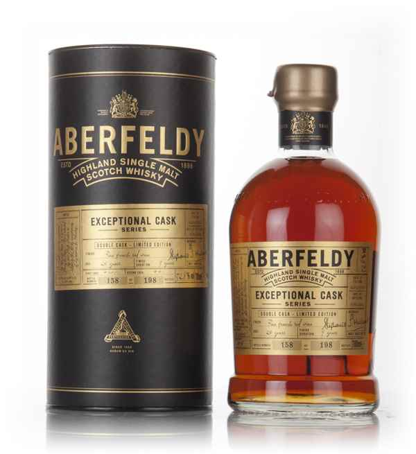 Aberfeldy 20 Year Old 1996 - Exceptional Cask Series (La Maison du Whisky 60th Anniversary)