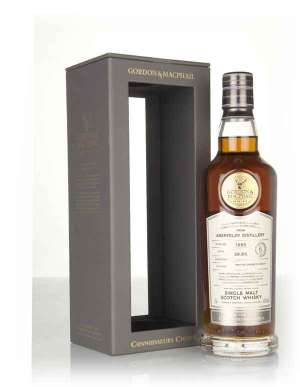 Aberfeldy 25 Year Old 1993 - Connoisseurs Choice (Gordon & MacPhail)