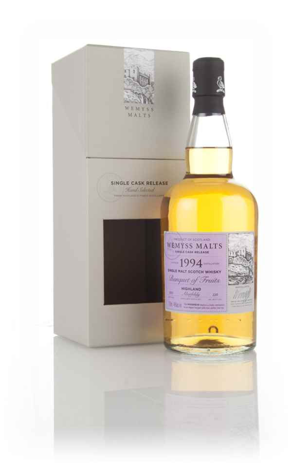 Banquet of Fruits 1994 (bottled 2015) - Wemyss Malts (Aberfeldy)