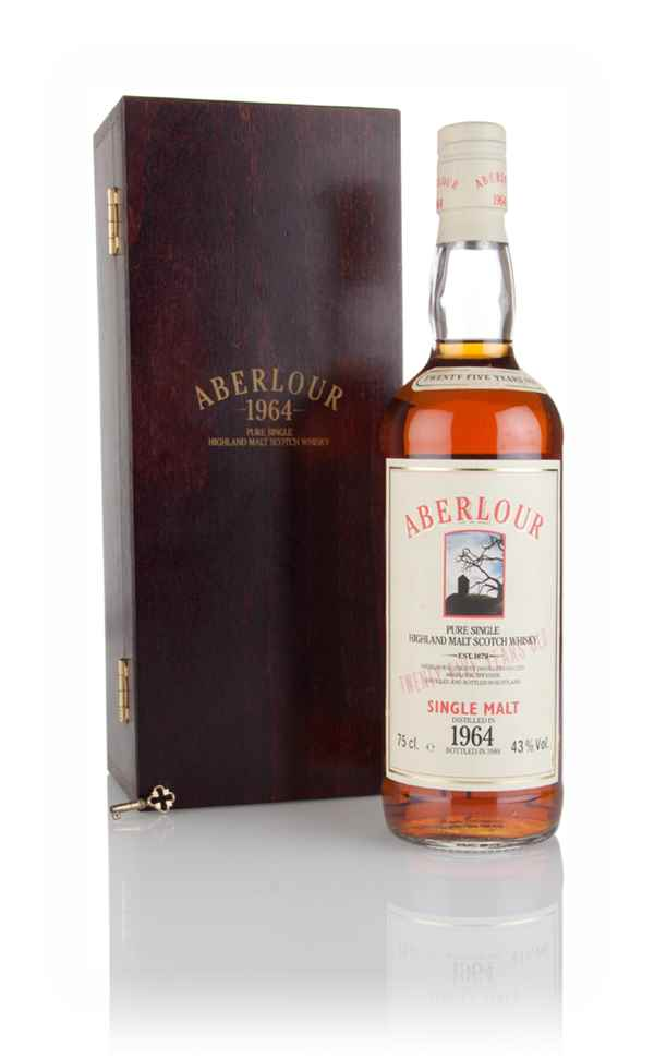 Aberlour 25 Year Old 1964 (bottled 1989)