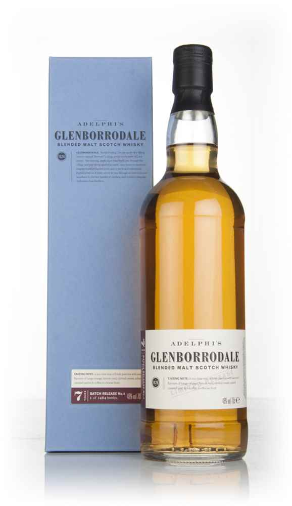 Adelphi's Glenborrodale 7 Year Old (Batch 4)