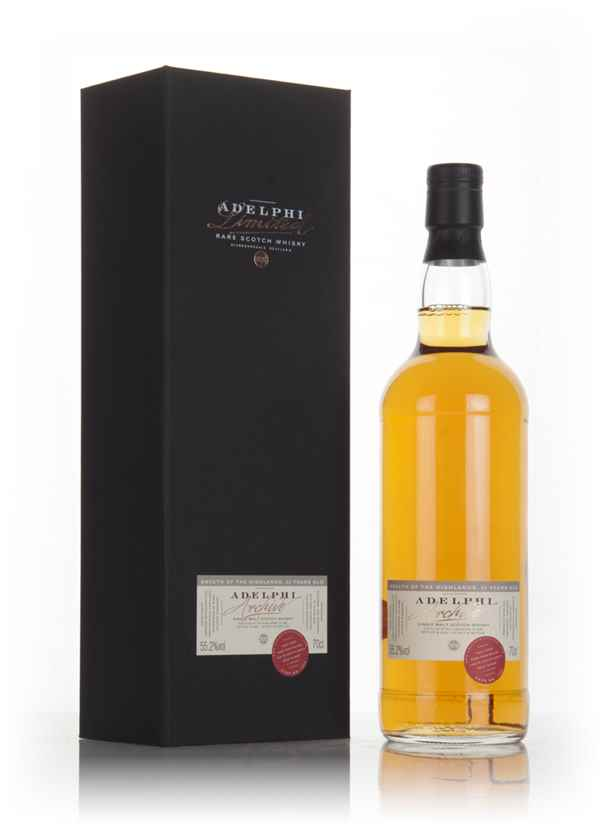Breath of the Highlands 22 Year Old 1985 (cask 1066) (Adelphi)