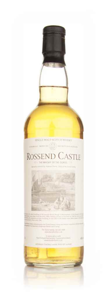 Rossend Castle 15 Year Old (Adelphi)