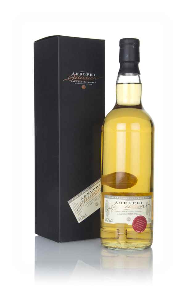 Ardmore 17 Year Old  2002 (cask 317) (Adelphi)