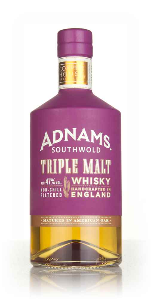 Adnams Triple Malt Whisky