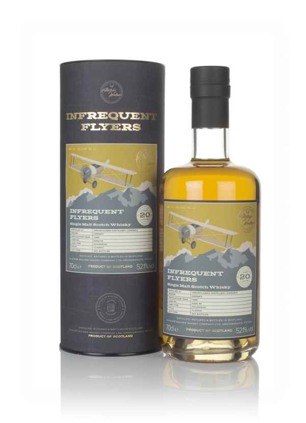 Orkney 20 Year Old 1999 (cask A324-4) - Infrequent Flyers (Alistair Walker)