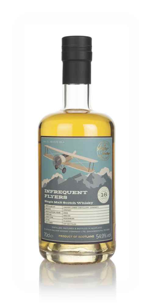 Orkney 16 Year Old 2003 (cask A521 #9) - Infrequent Flyers (Alistair Walker)