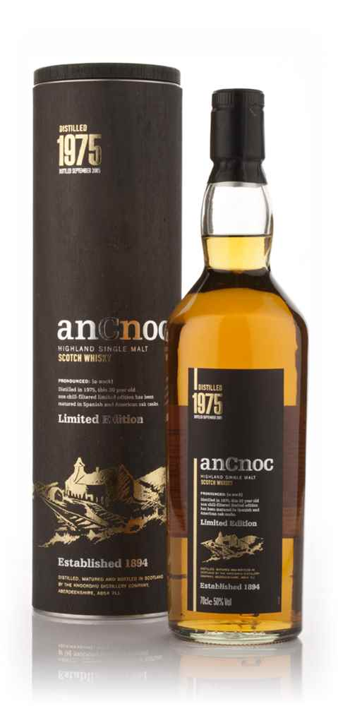anCnoc 30 Year Old 1975