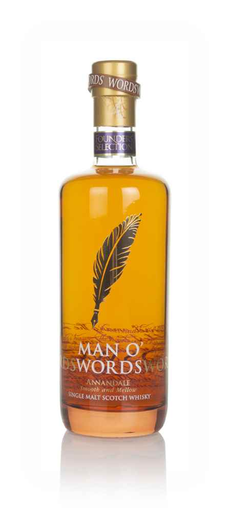 Annandale Man O'Words American Oak (cask 588)