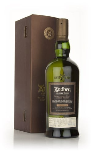 Ardbeg 1995 Single Cask 2761 - Feis Ile 2010
