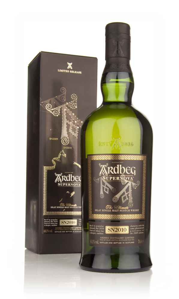 Ardbeg Supernova 2010 (SN2010) 2nd Release